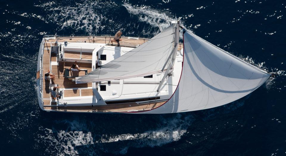 Выбранная парусная яхта для похода с Балеар на Канары