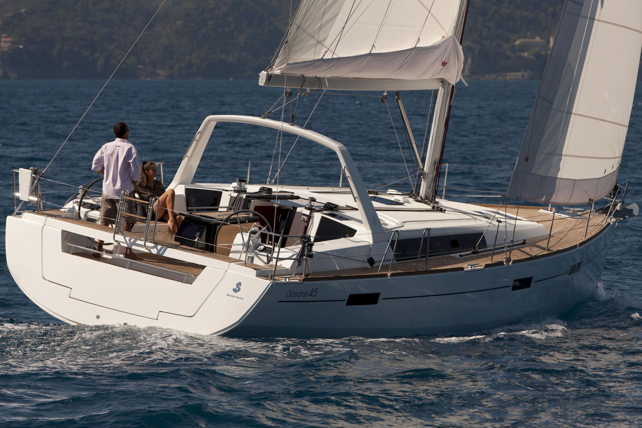 Beneteau Oceanis 45 (2016)